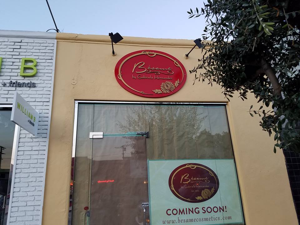 Exterior Signs and Graphics for Boutiques in Whittier CA