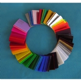 Acrylic Sample Colors