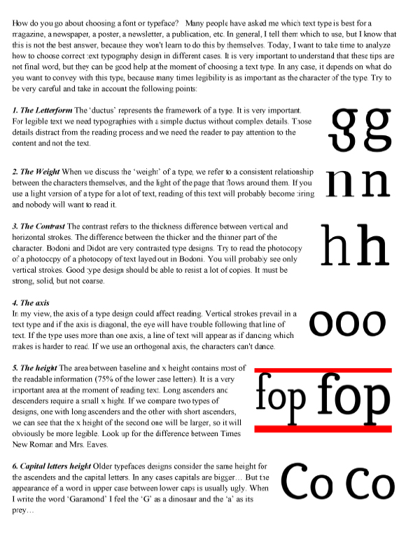 Sign Fonts