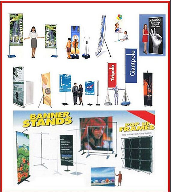 Trade Show Sign Images