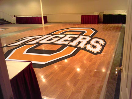 Floor Logo Graphics