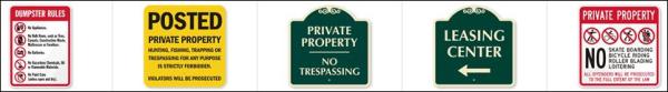 Property Management Sign Samples resized 600