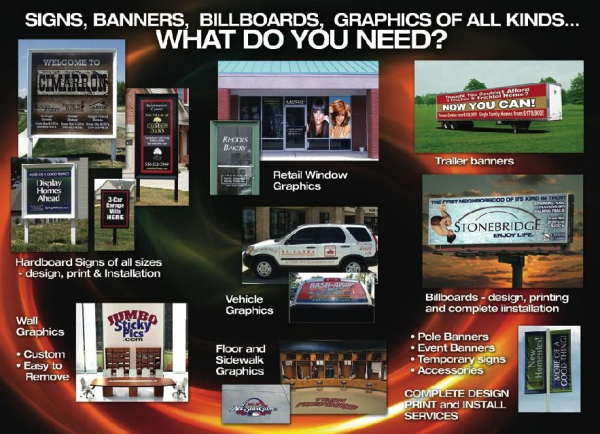 The Sign Studio Image - Signs As A Marketing Tool