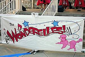 Custom vinyl banners Los Angeles