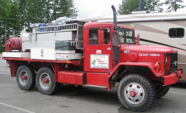 USDOT Truck Lettering Los Angeles