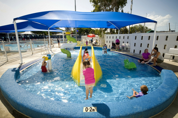 ADA Signs for Amusement Parks and Pools