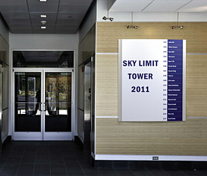 Directional Vista Systems Signsage for Los Angeles