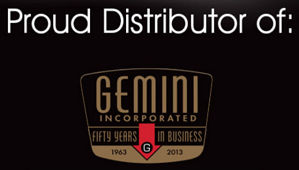 Gemini Metal Plaques Los Angeles