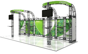 Trade Show Displays for the 2015 Expo Season in LA