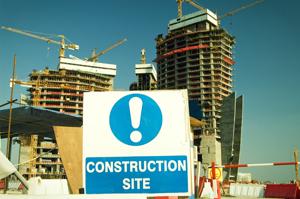 Construction Signs Burbank CA