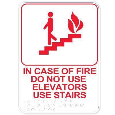 ADA Elevator Signs Los Angeles