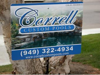 Yard Signs for Contractors Burbank CA