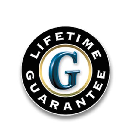 Sign Lifetime Guarantee