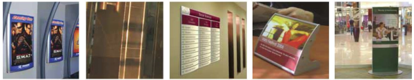 Vista Sign Frames Quote