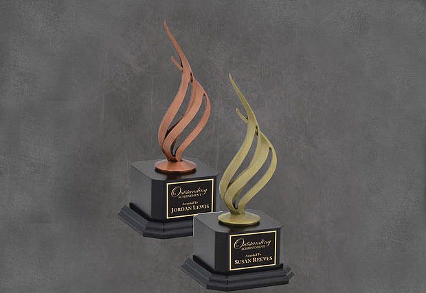 Custom Trophies and Awards in Los Angeles