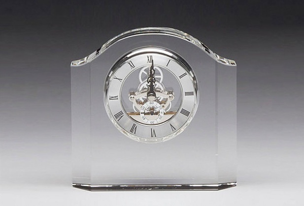 Engraved Clock Gifts and Awards in Los Angeles