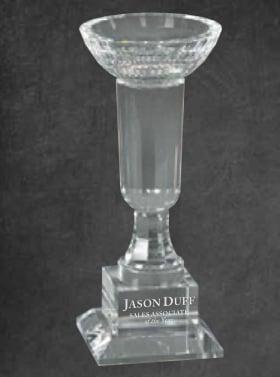 Unique Trophy Awards in Los Angeles Crystal Bowls