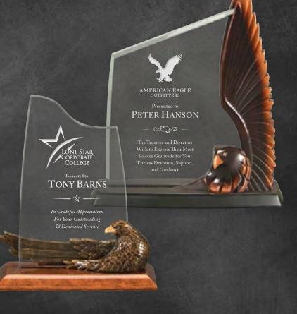Unique Trophy Awards Los Angeles Resin