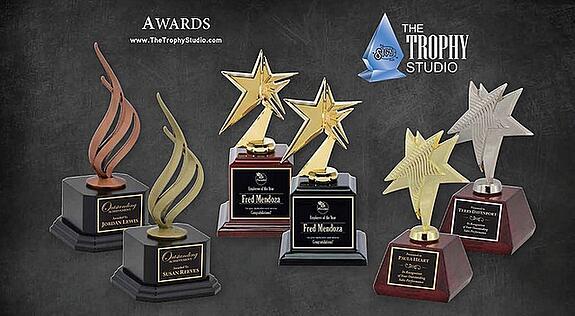 Buy Laser Engraved Awards Online! Shipped Nationwide!