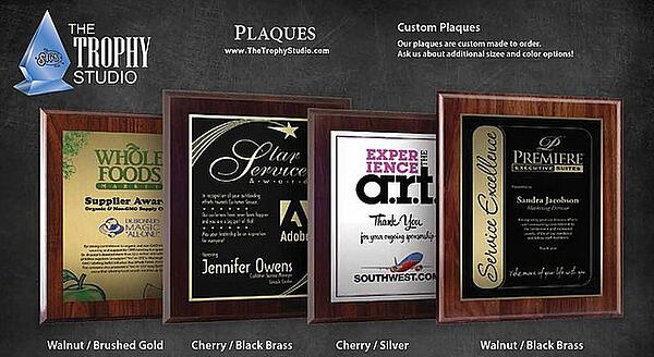 Buy Laser Engraved Plaques Online