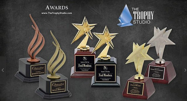 Laser Engraved Awards for Top Salespersons in Los Angeles