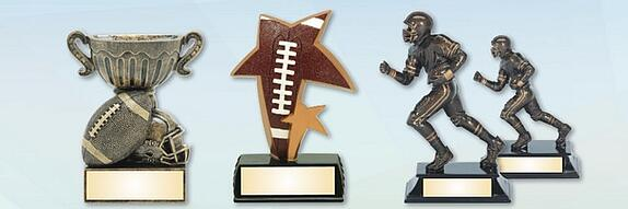 Trophies for Fantasy Football Teams