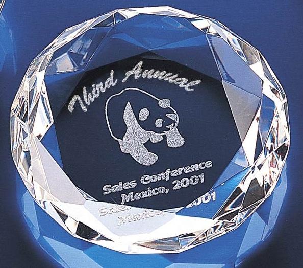Laser Engraved Awards in Los Angeles