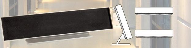 Desk Top Laser Engraved Signs Los Angeles