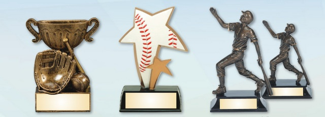 Laser Engraved Sports Trophies in Los Angeles