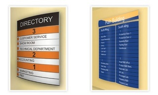 Architectural Wayfinding Systems Los Angeles