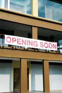 Opening Soon Banners Los Angeles