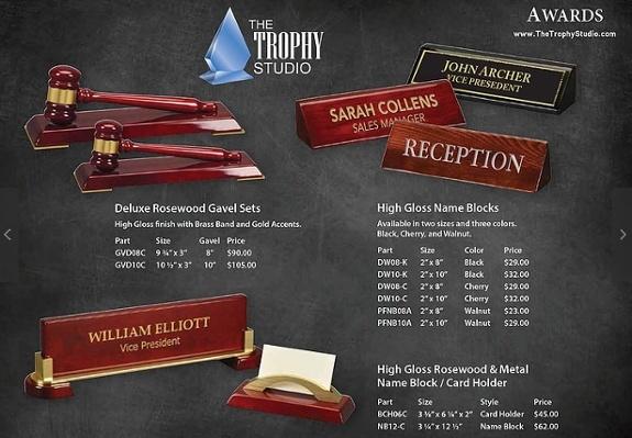 Laser Engraved Pens and Desk Sets Online