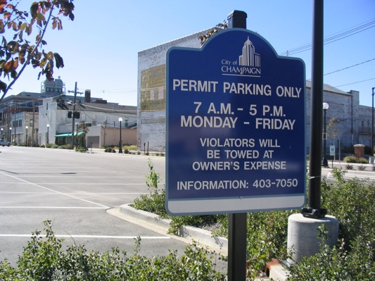 Parking Lot Signs Los Angeles, Burbank, Glendale CA