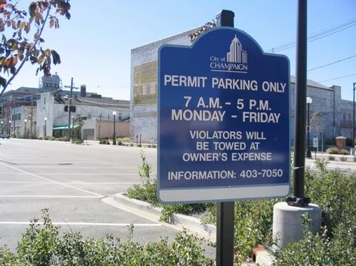 Parking Lot Signs Los Angeles, Burbank, Glendale CA