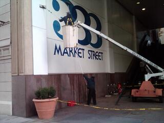 Sign Maintenance in Los Angeles County CA