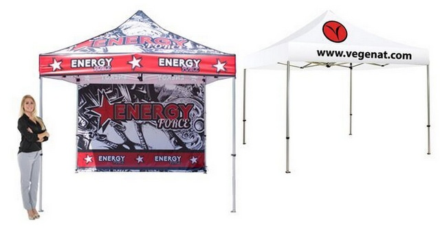 Custom printed Tents for Events in Los Angeles