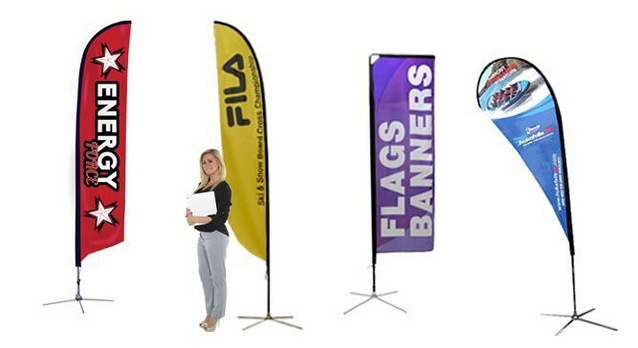 Event Banners and Flags in Los Angeles CA