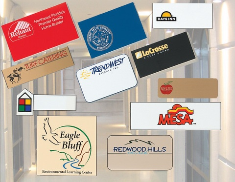 Laser Engraved Name Tags and Badges Los Angeles